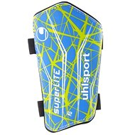 Uhlsport Super Lite - blue / green / white L - Football protectors