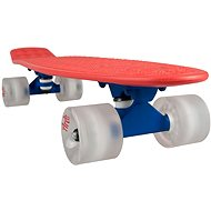 "Area candy board red 22"" - Plastic skateboard"