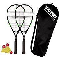VICFUN Speed ??badminton set 100 - Crossminton sets