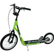 "Sulov Rebel 16""/12"" green-black - Scooter"