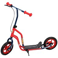 """Sportteam Falco 10 """"/ 10"""" red / blue - Scooter"""