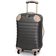 IT Luggage TR-1036/3-S ABS Charcoal - Suitcase