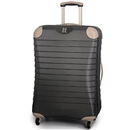 IT Luggage TR-1036/3-L ABS Charcoal - Suitcase