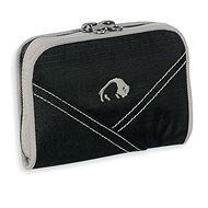 Tatonka Big plain black wallet - Wallet