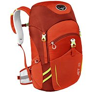 Osprey Jet 18 - strawberry red - Backpack