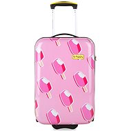 B.HPPY BH-1602/3 Ice on Holiday Vel - Suitcase