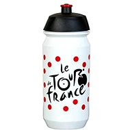 Tour de France Bidon white dot - Bottle