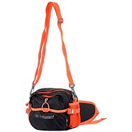 Trimm VERSO Black / Orange - Tourist waist-pack