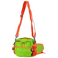 Trimm VERSO Green / Orange - Tourist waist-pack