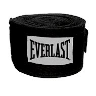 Everlast Bandages, cotton black - Bandage