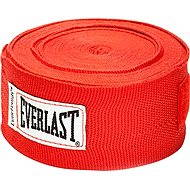 Everlast Bandages, cotton red - Bandage