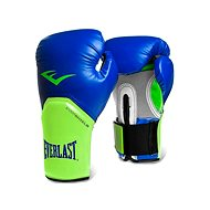 Everlast ProStyle Elite 14 ounces blue / green - Gloves
