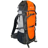 Brother Mountains 85 Orange / Gray - Tourist backpack