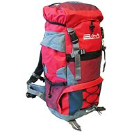 Brother Mountains 45 red - Tourist backpack
