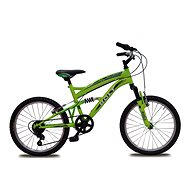 "Bolt 20 ""phosphor green - Children's Bike"
