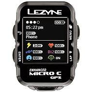 Lezyne Micro Color GPS Black - Cyclocomputer