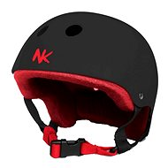 Nokaic helmet gray red M - Bike helmet
