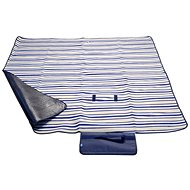 Cattara Picnic Blanket FLEECE Blue - Blanket