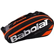 Babolat Pure-Racket Holder X6bk/fluo red - Sports Bag