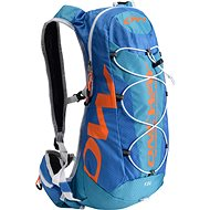 One Way Hydro Back Bag 15L Blue-Orange - Sports backpack
