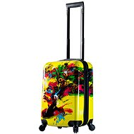 Mia Toro M1097/3-S - Suitcase with TSA-Approved Lock