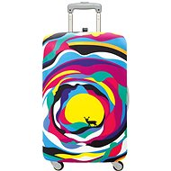LOQI Steven Wilson - Psychedelic - Luggage Cover