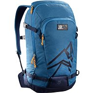 Salomon Side 25 Hawaiian Surf/Turmeric - Skiing backpack