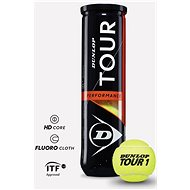 DUNLOP TOUR PERFORMANCE 4BP - Tennis Ball