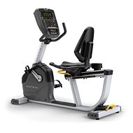 MATRIX Exercise Bike with Backrest - Fitness Equipment