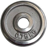 Acra chrome weights 0.75 kg / 25 mm rod - Disc