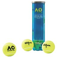 Wilson AUSTRALIAN Open 4 pcs - Tennis Ball