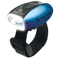 Sigma Micro blue / front light LED-white - Bicycle light