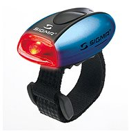 Sigma Micro blue / rear light LED-red - Bicycle light