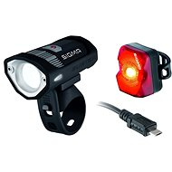 Sigma Buster 200 + Nugget Flash - Bicycle light