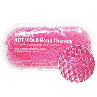 Mueller Hot / Cold Bead Pink - Hot/cold pack