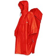 "Cape men M"", red, not entered - Poncho"