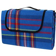 Calter One picnic, blue cube - Blanket