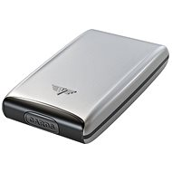Tru Virtu credit card Razor Fan Case - Silver Arrow - Wallet