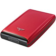 Tru Virtu credit card Razor Case - Red Pepper - Wallet