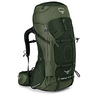 Osprey Aether AG 70 adriondack green L - Tourist backpack