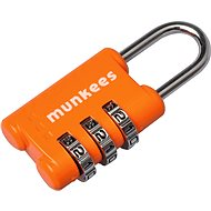 Munkees Chateau with combination - Suitcase lock