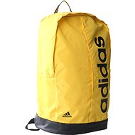 Adidas Performance Linear Yellow Backpack - Sports backpack