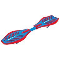 Razor Ripster Classic Brights - Red / Blue - Waveboard