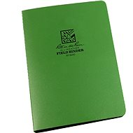 Rite in the Rain Field Ring Binder Green - Case