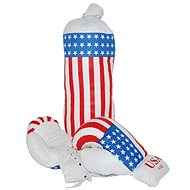 Rulyt Children´s Boxing Set, USA - Punch Bag