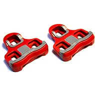 POWERTAP P1 Pedal Cleat - Red, 6-Float - Cleat