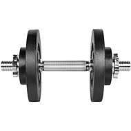 LifeFit Dumbbell 14 kg, 4x wheel - Weights