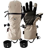 The Heat Company Heat 3 Smart beige size 8 - Gloves