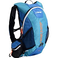 OW Run Hydro Backpack 12L Blue / Orange - Sports backpack
