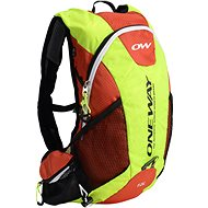 OW Run Hydro Backpack 12L Yell / Red - Sports backpack